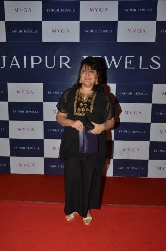 Raell Padamsee at Jaipur Jewels Myga Collection Launch