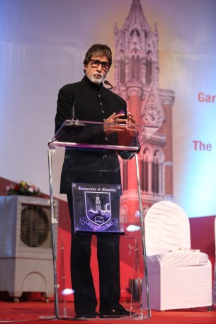 Amitabh Bachchan at the Launch of Academic Programmes in University of Mumbai GICED And RSACE (8)