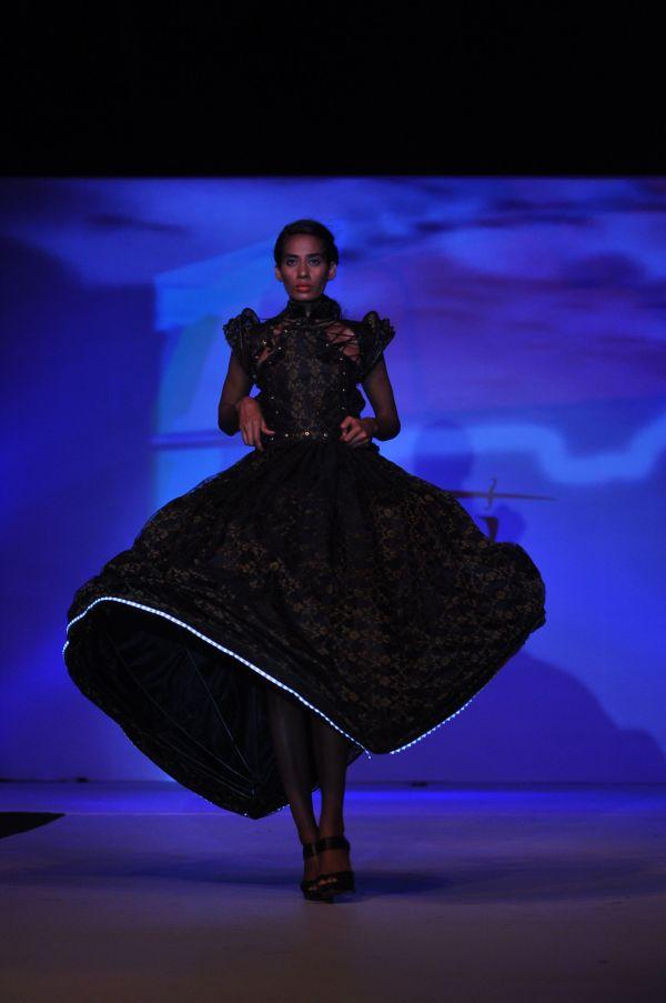 Mod Art International Fashion Show Creative Students