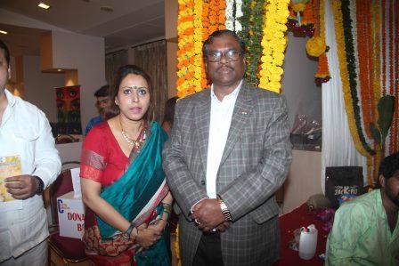 Shomu Mitra and Faggan Singh Kulaste