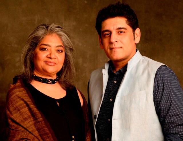 Namita Roy Ghose and Sanjay Chopra