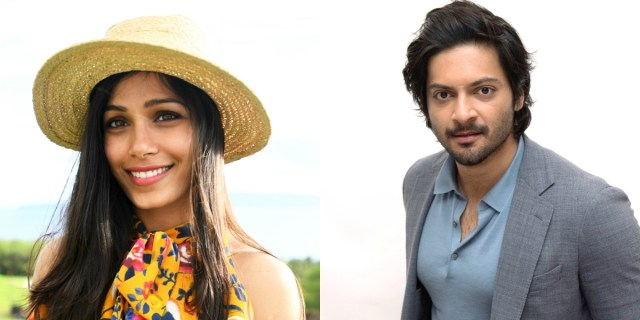 Image result for Freida Pinto, Ali Fazal key speakers at IFFM 2018, to talk about Indian actors making it big in Hollywood