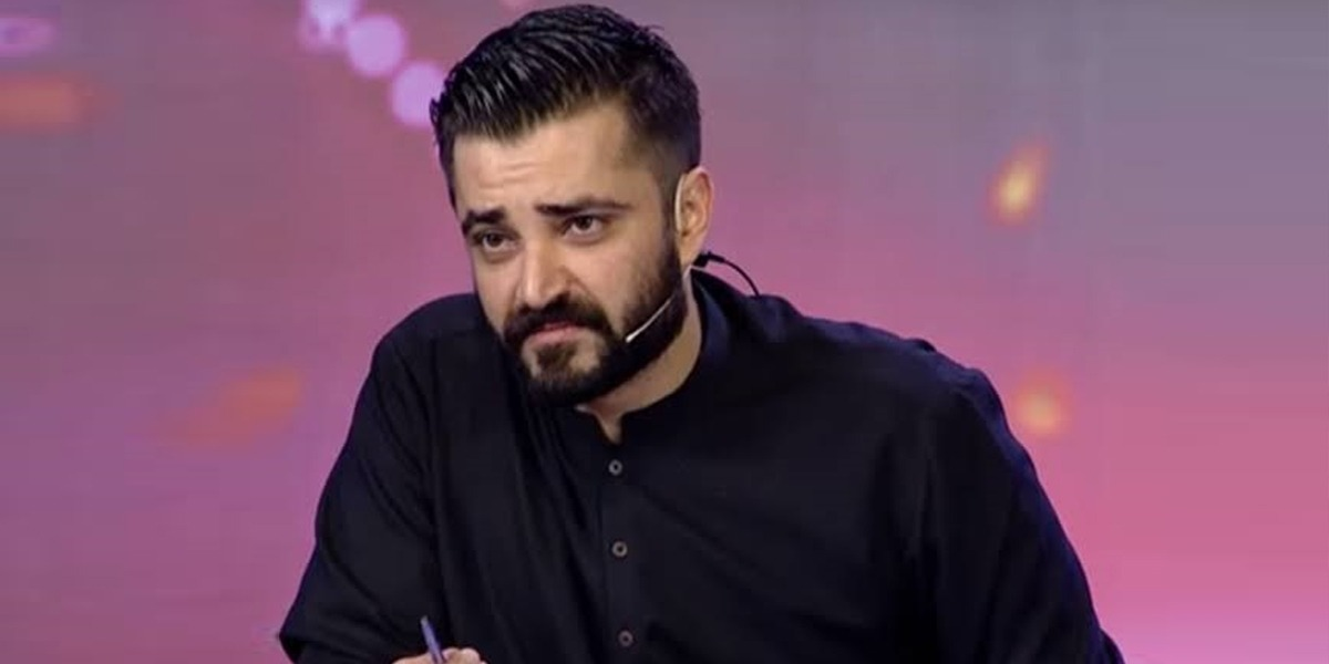 Photo of Hamza Ali Abbasi's meaningful message to his fans
