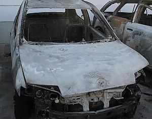 """""""Voglio morire"""": artigiano si dà fuoco davanti alla Commissione tributaria/  Foto"""