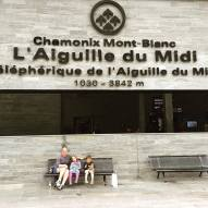 Mont Blanc basecamp