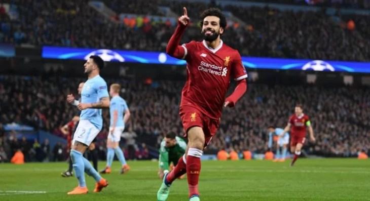 Mohamed Salah FC Liverpool 2018