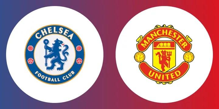 Chelsea vs MU EPL 2018