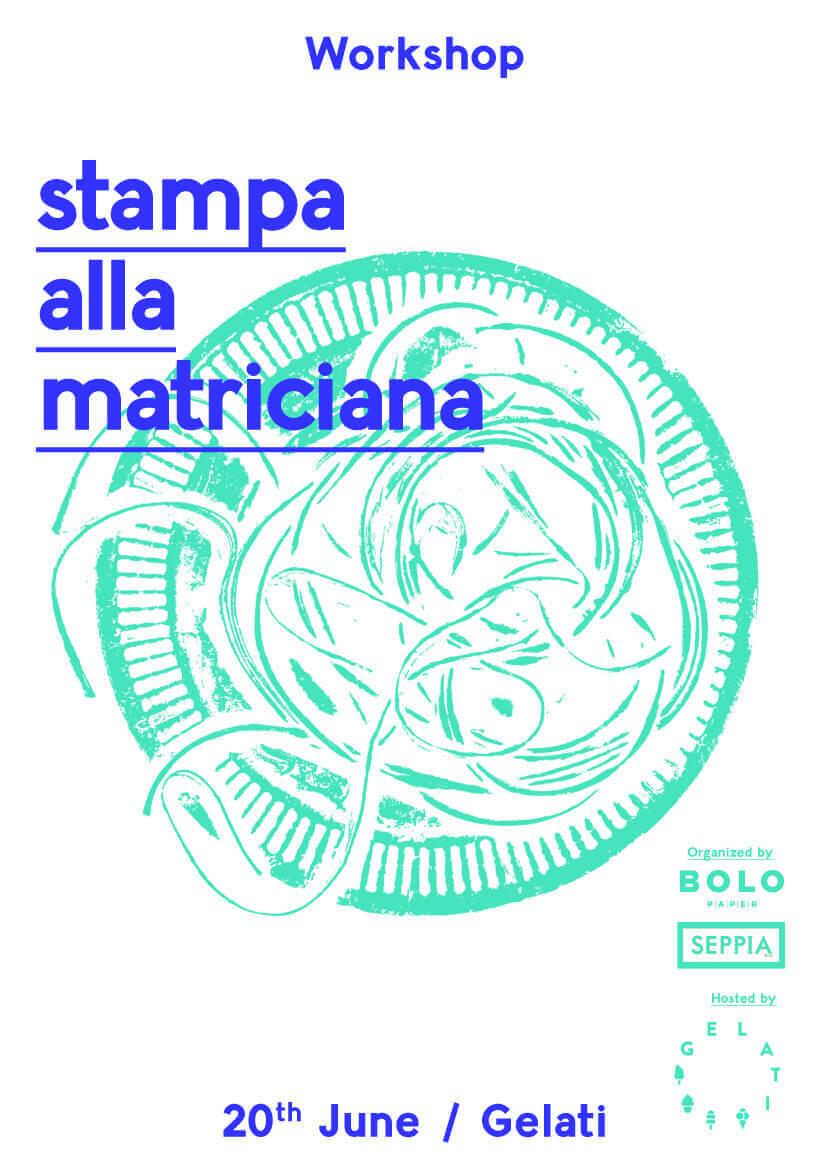 flyer matriciana