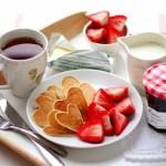 Por um café da manhã mais feliz…