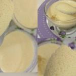 Mousse de Leite Ninho com Chocolate Branco