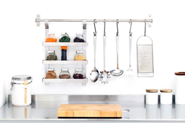 Nove dicas de como organizar a cozinha - Ideias para organizar sua cozinha