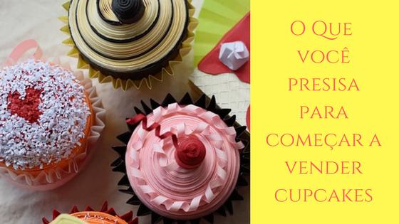 vender cupcakes