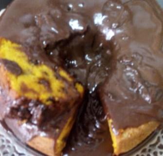 Coberturas e recheios para bolos