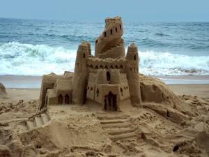 casa de areia 1