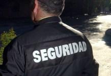 OFFICER SECURITY VIGILADOR DIFERENTES ZONAS