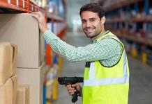 warehouse employee auxiliar