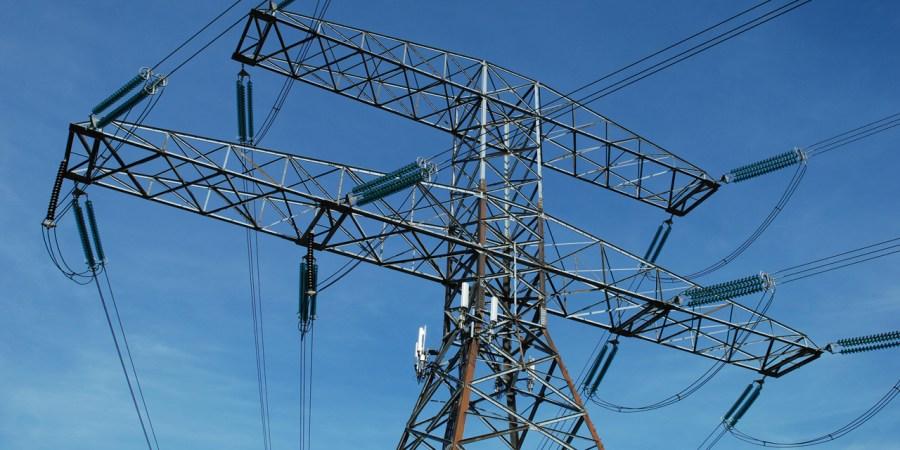 Las empresas eléctricas, en caída