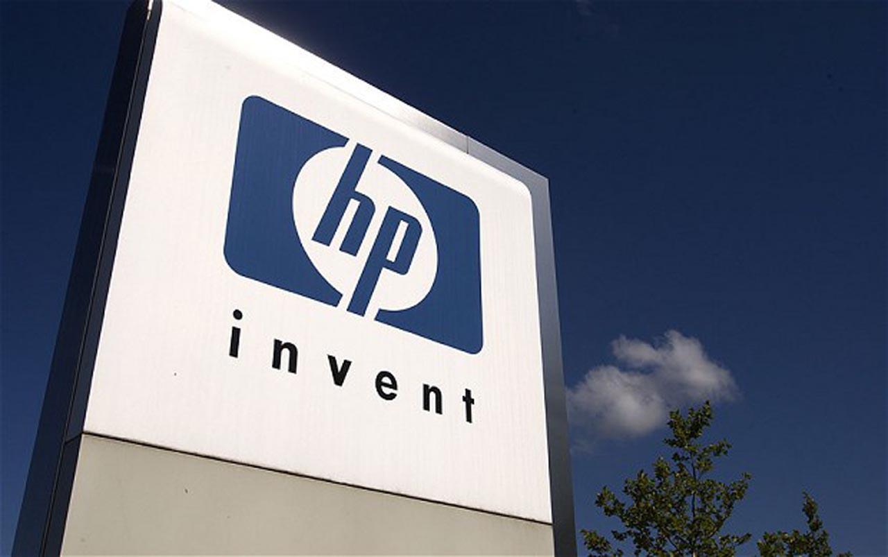 Hewlett-Packard se desploma en Bolsa