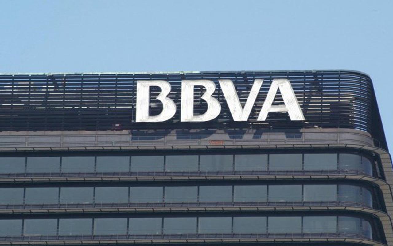 BBVA consigue cotizar a 8 euros la acciu00f3n