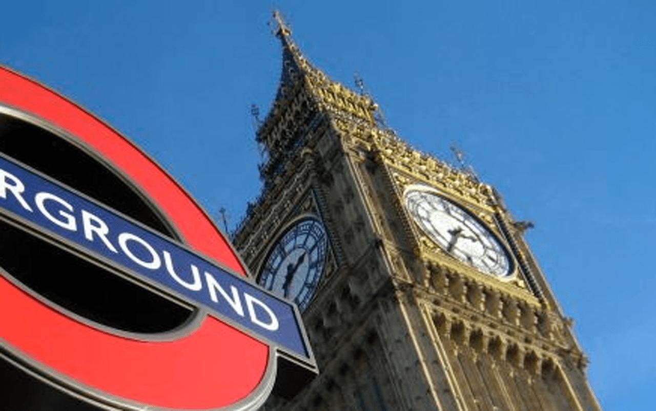 Londres retrocede en el inicio de sesiu00f3n