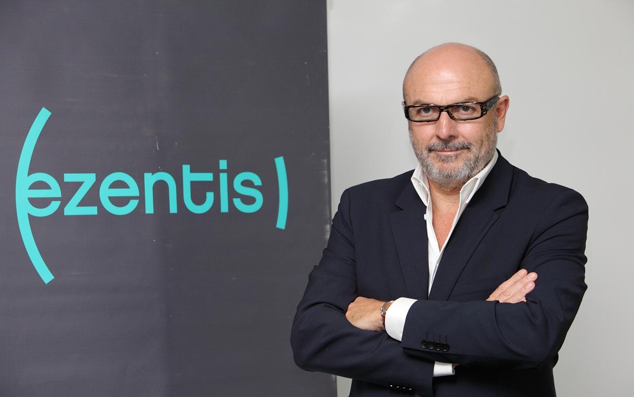 Ezentis reduce un 25% sus acciones en circulaciu00f3n