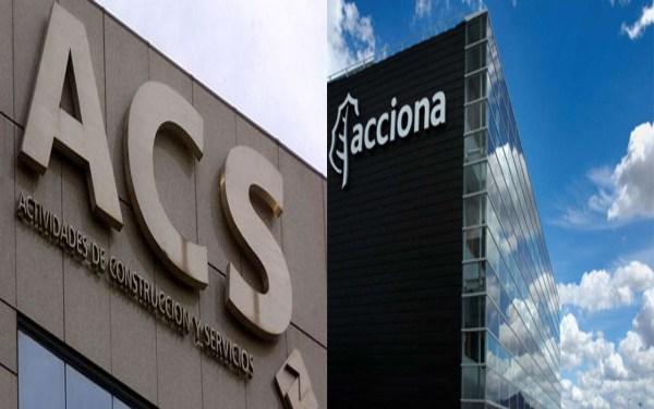 ACS repartirá un dividendo complementario de 1,44 euros