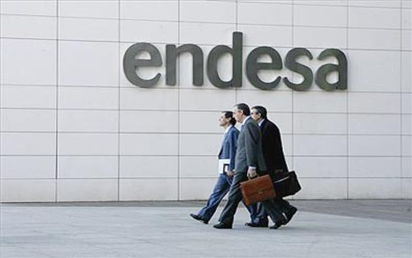 Endesa gana 363 millones de euros en el primer trimestre