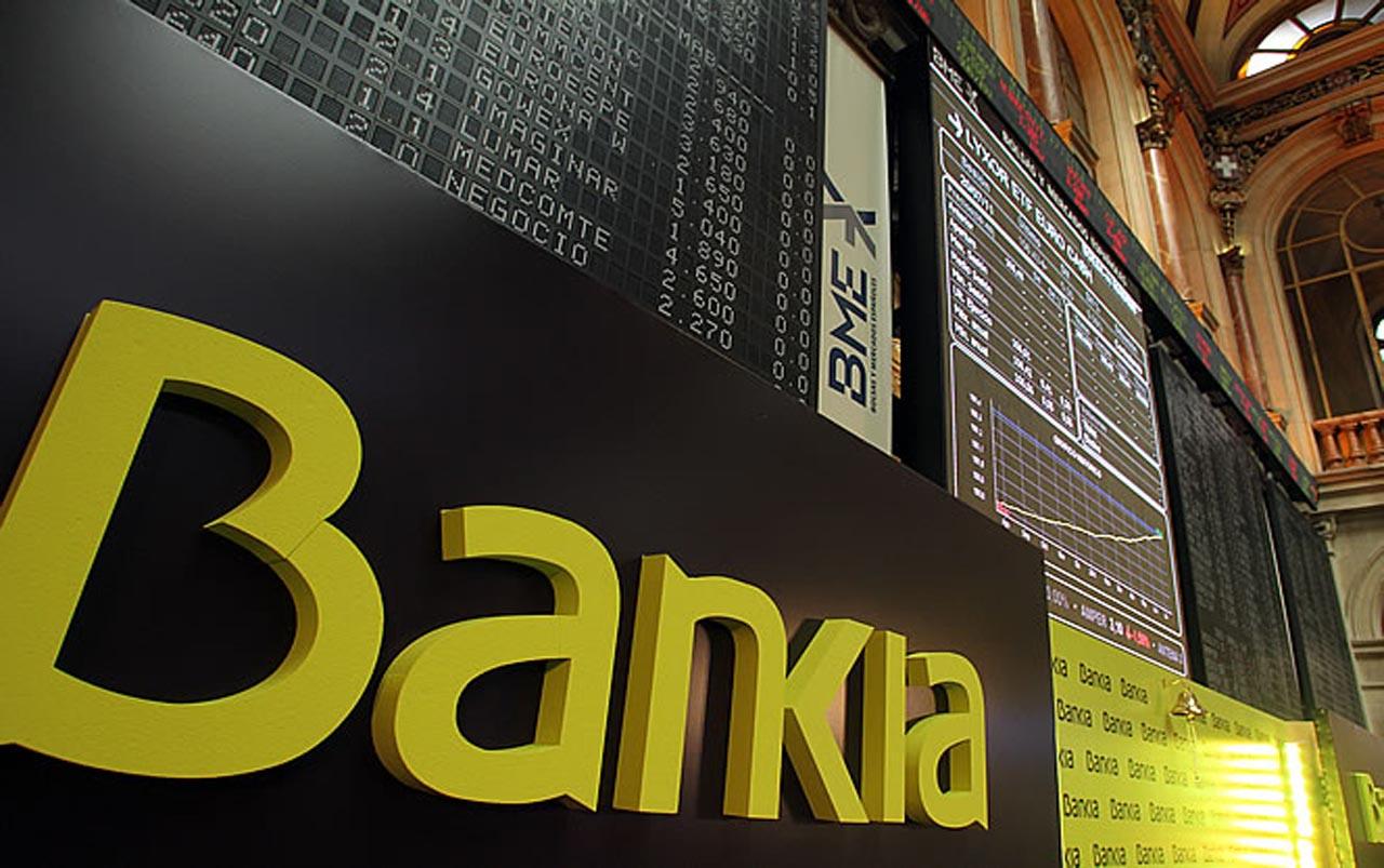 Bankia: el cru00e9dito se estu00e1 recuperando en Espau00f1a