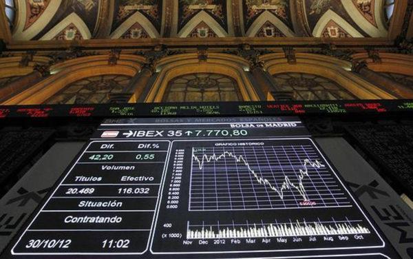 El Ibex 35 sube un 0,36%