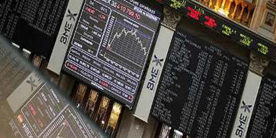 La Bolsa de Madrid empieza la sesión con retrocesos (-0,19%)