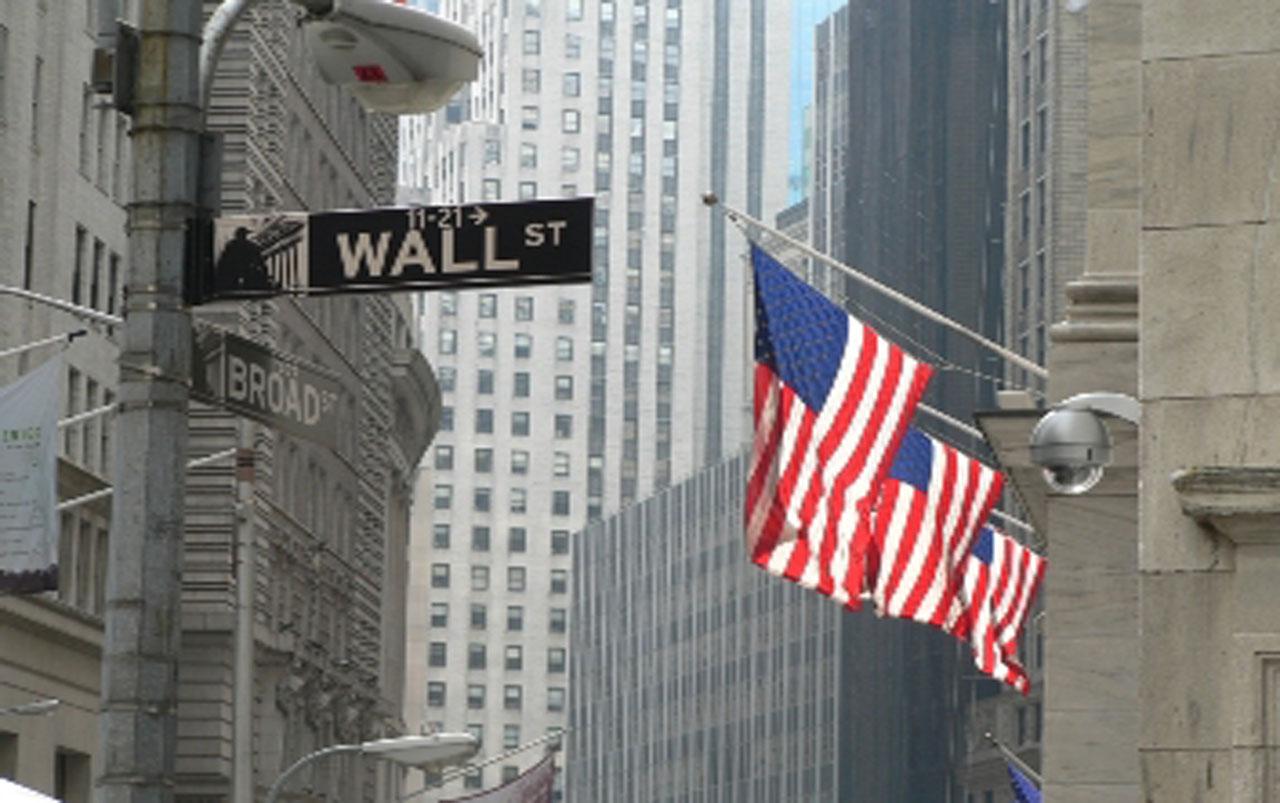 Continu00faan los ru00e9cords en Wall Street