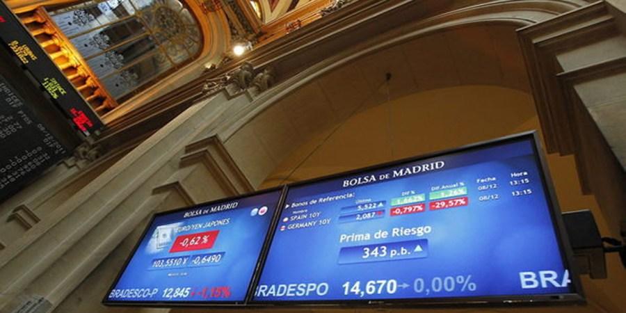 La Bolsa de Madrid cede un 0,5% en la apertura