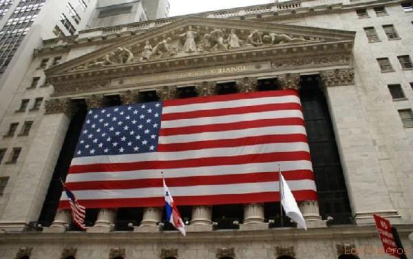 Cierre en rojo en Wall Street