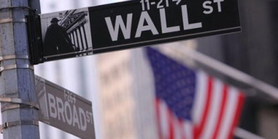 Números rojos en Wall Street