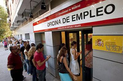 La creación de empleo crece un 17% hasta agosto