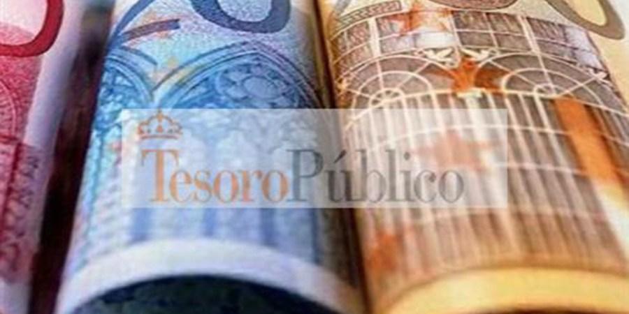 El Tesoro Público prevé captar 5.750 millones en deuda a largo plazo