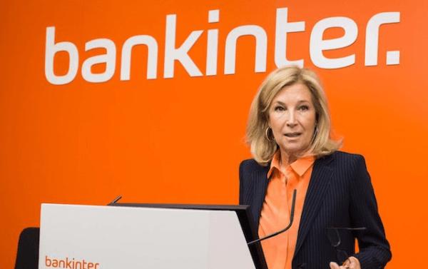 Bankinter consigue 526,4 millones en 2018