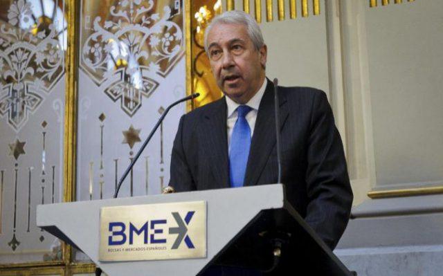 BME gana 39,3 millones hasta marzo, un 8,3% menos