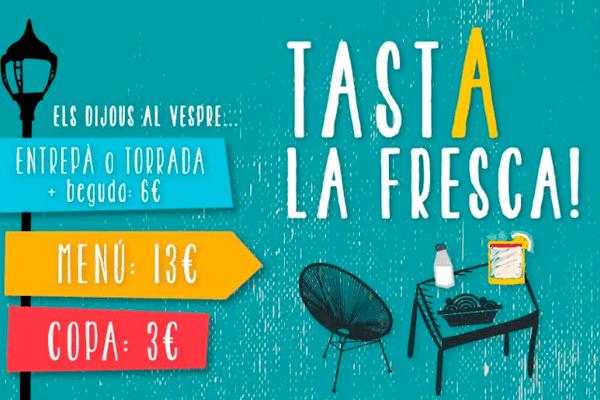 Apartamentos en Lleida animan a disfrutar de la iniciativa Tasta la Fresca
