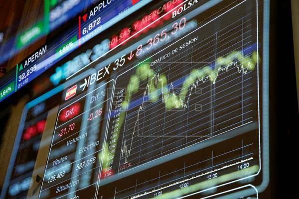 La Bolsa de Madrid comienza la sesión en negativo (-0,09%)