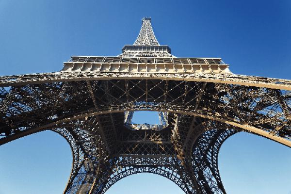 Subida del 0,06% al final de jornada en la Bolsa de París