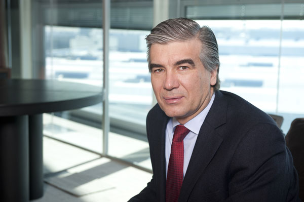 Abertis alcanza un beneficio neto de 897 millones de euros en 2017