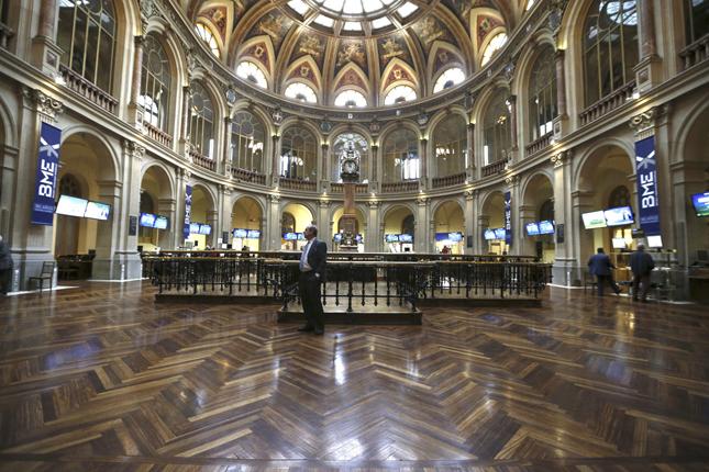 La Bolsa de Madrid se deja un 1,44% al cierre del jueves