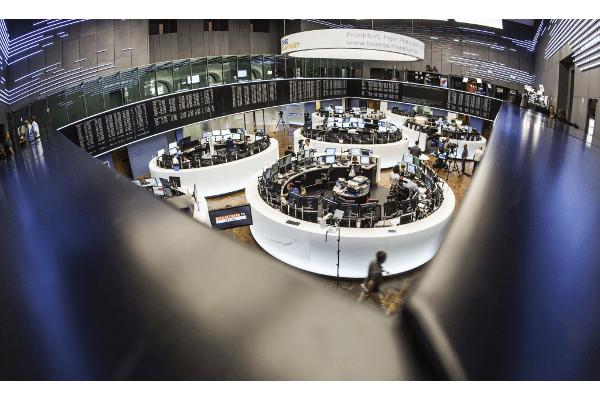 La Bolsa de Fráncfort gana un 0,55% al final del jueves
