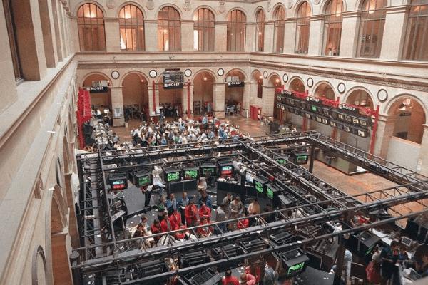 Inicio negativo de sesión en la Bolsa de París (-0,12%)