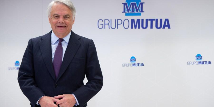 """Ignacio Garralda: """"Mutua Madrileña finaliza con éxito su Plan Estratégico 2018-2020"""""""