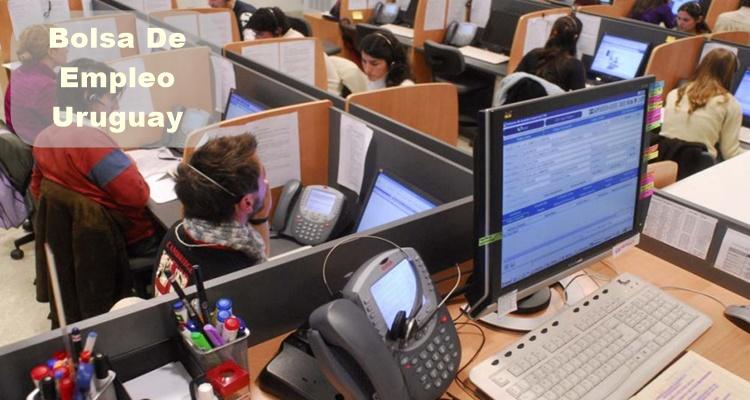 Bolsa de empleo Uruguay