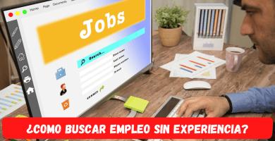 Empleo Sin Experiencia