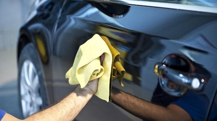 Trabajo de lavador de autos o carros