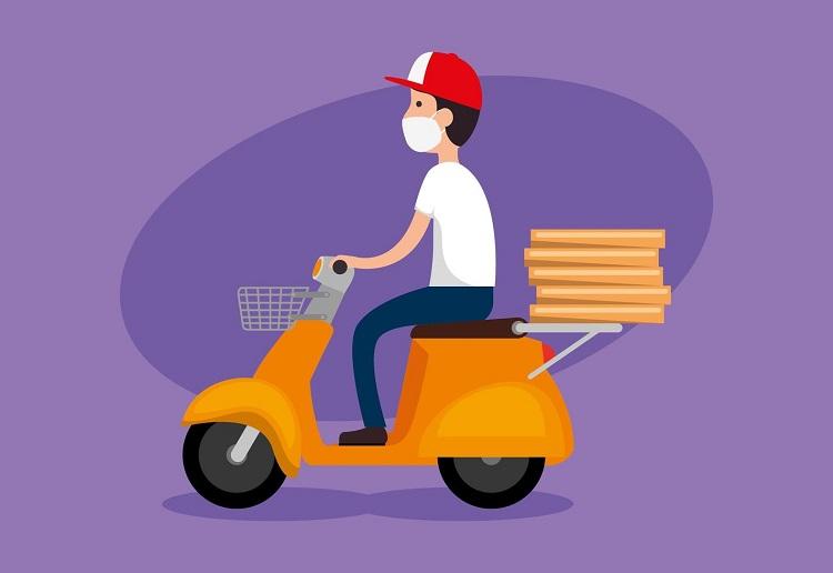 enviar paquete moto